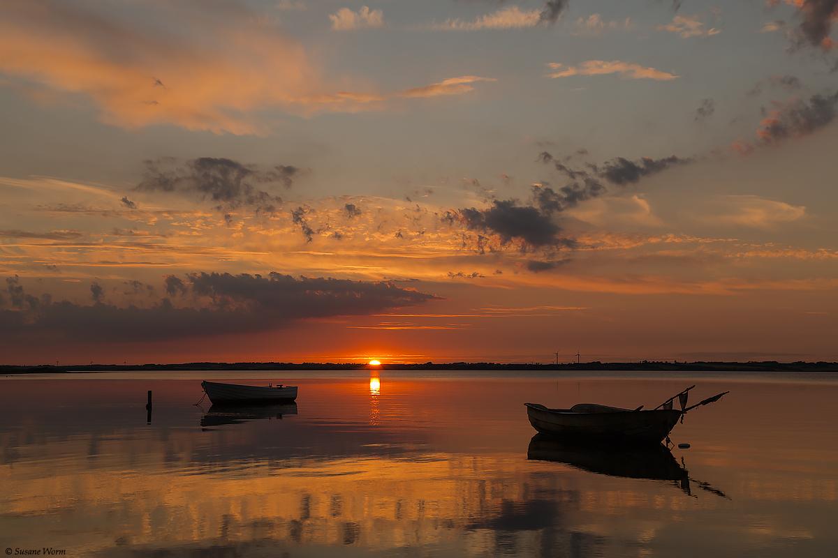No.8 Solnedgang Tæbring