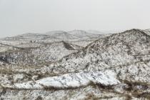 No.179 Stenbjerg i sne A