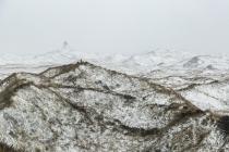 No.180 Stenbjerg i sne B