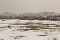 No.181 Stenbjerg i sne C