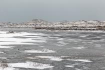 No.182 Stenbjerg i sne D