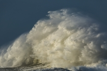 No.227 Havets festfyrværkeri - bølge ved Hanstholm