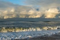 No.169 Lavthængende skyer over Vesterhavet