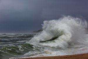 No.75 Lodbjerg bølger 3