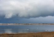 No.61 Stille vand i Lagunen på Agger Tange